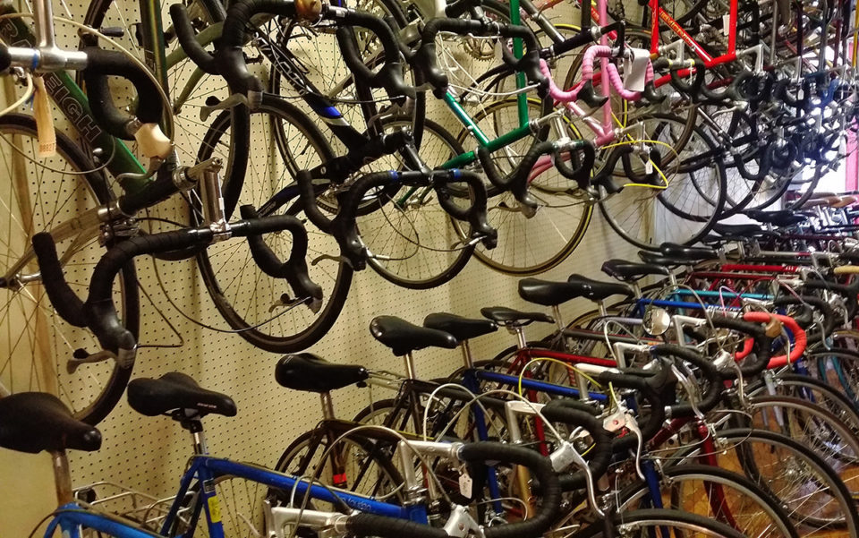 The Old Bike Shop in Arlington, VA - used and refurbished classics for sale!